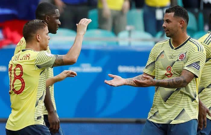 Selección Colombia - EFE