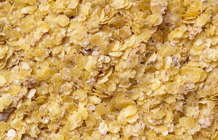 El germen de trigo contiene grandes cantidades de nutrientes. Foto: Shutterstock