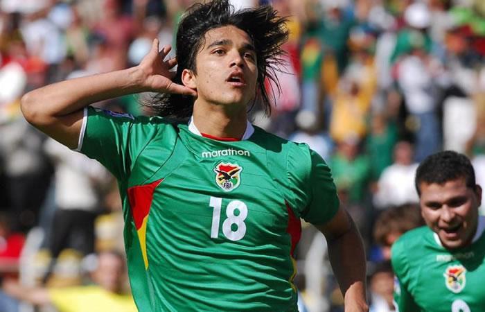 Marcelo Martins Moreno se pronunció tras la eliminación de Bolivia. Foto: EFE.