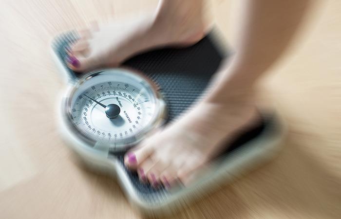 Una mala dieta podría llevarte a subir de peso. Foto: Shutterstock