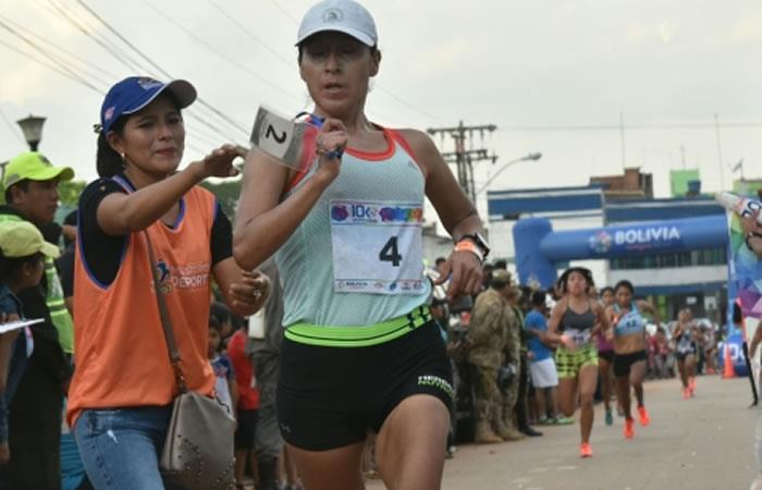 En la carrera anterior participaron alrededor de 26.000 personas. Foto: ABI.