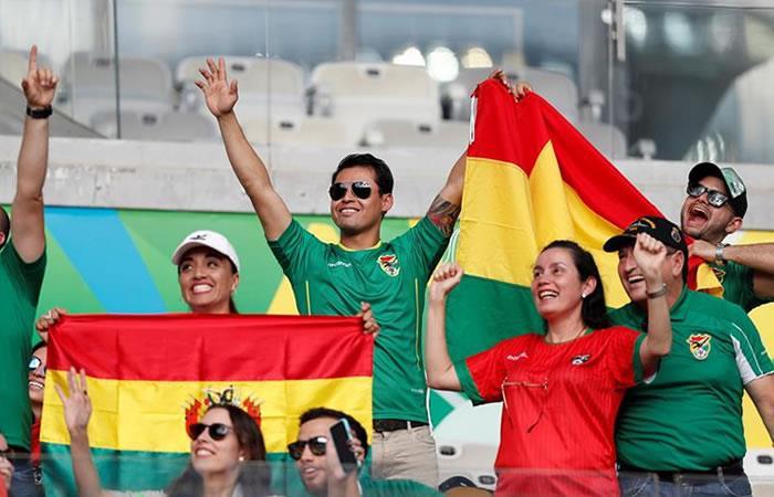 Copa América: Bolivia lideraría el ránking de países con mayor crecimiento