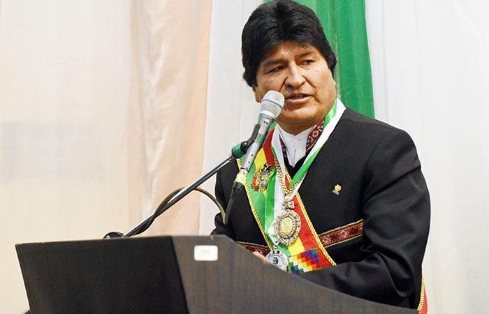 Evo Morales asistirá a la posesión del nuevo presidente de Panamá