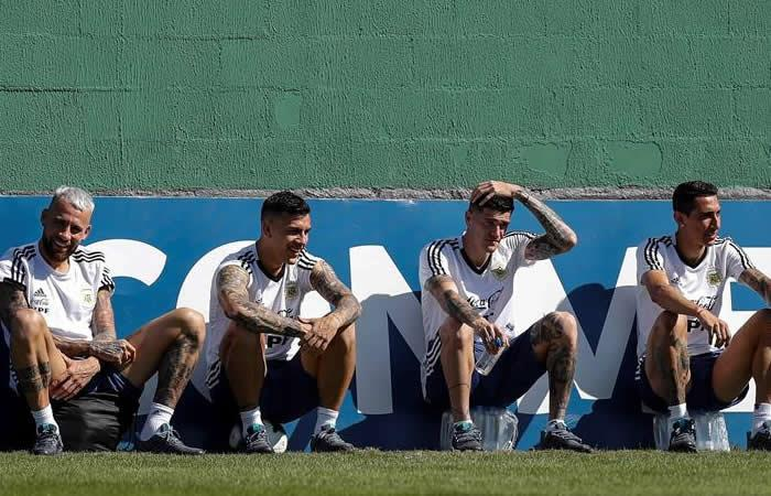 Selección Argentina - EFE