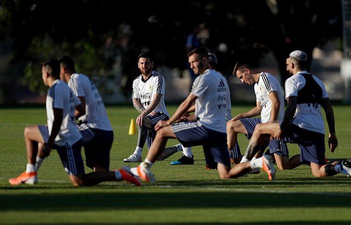 La Selección Argentina buscará el pase a la final en la Copa América 2019. Foto: EFE