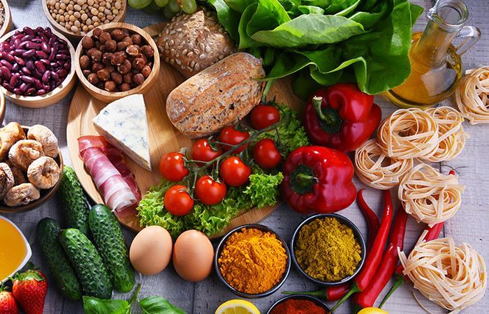 Alimentos para fortalecer los músculos