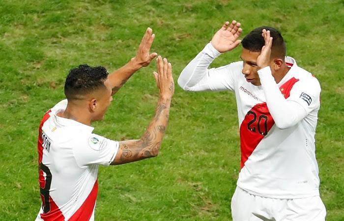 La selección peruana se la juega toda por la clasificación a la final de la Copa América Brasil 2019. Foto: EFE