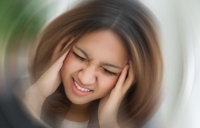 El vértigo puede presentarse incluso en reposo. Foto: Shutterstock