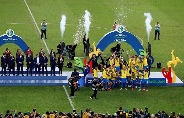 Una Copa América bastante controversial. Foto: EFE