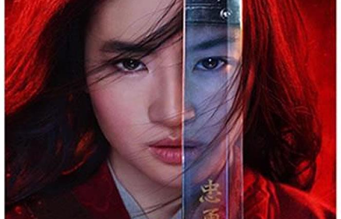 Revelan el tráiler oficial de la nueva película de 'Mulán'