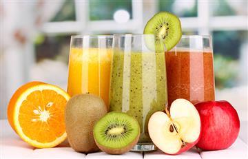 Bebidas para bajar la grasa abdominal