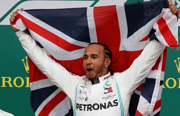 Lewis Hamilton - EFE