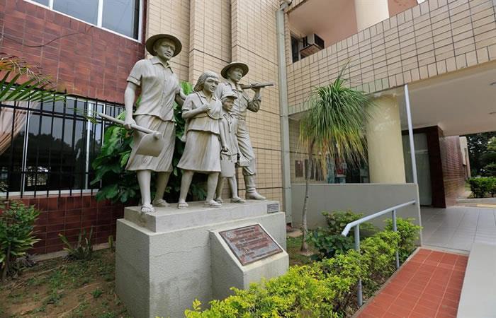 Una visita que hará historia entre Japón y Bolivia. Foto: EFE