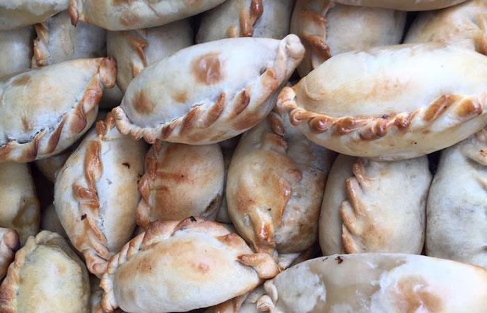 Las empanadas salteñas, son las más conocidas de este top 3. Foto: Twitter
