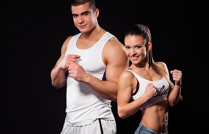 Tonifica tu pecho con estos ejercicios. Foto: Shutterstock