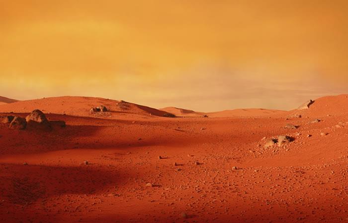 Estas son las propuestas de los científicos para el planeta Rojo. Foto: Shutterstock