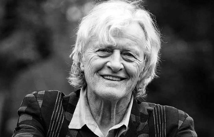 Falleció el actor holandés, Rutger Hauer. Foto: EFE.