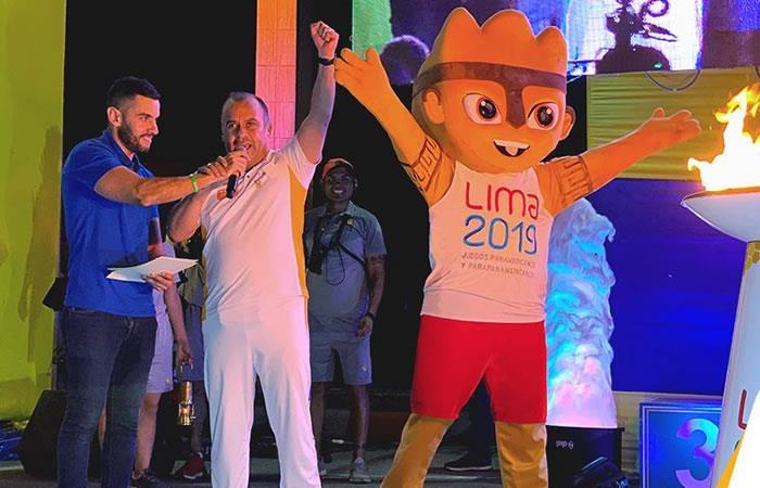 Evento de los Juegos Panamericanos de Lima 2019. Foto: Twitter