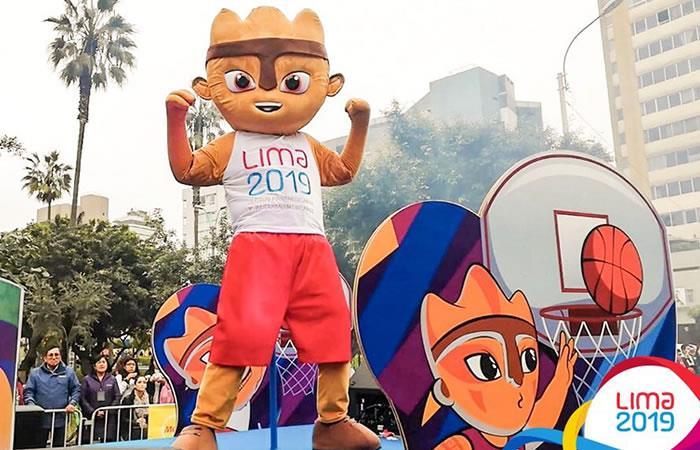 milco mascota juegos panamericanos lima 2019