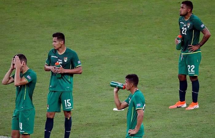 Ni la FIFA tuvo compasión con su mala actuación en la Copa América. Foto: EFE