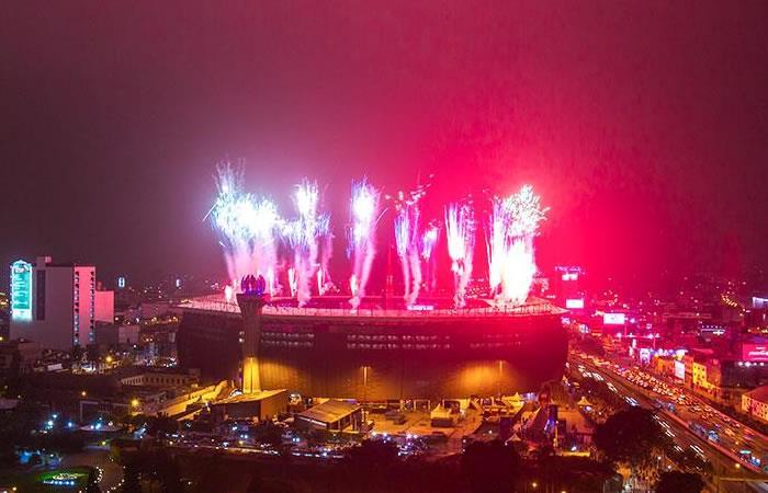 Inauguración de los Juegos Panamericanos de Lima 2019. Foto: Twitter @Lima2019Juegos