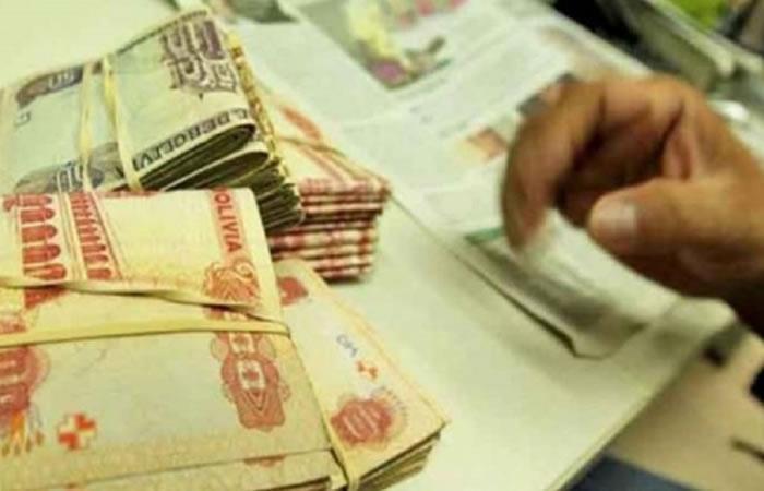 En cinco años no se modificará el tipo de cambio del dólar, por tanto los ahorros en bolivianos no se devaluarán. Foto: ABI.
