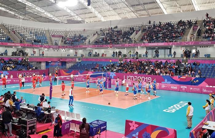 Potencia y vértigo: El voleibol masculino llega Panamericanos