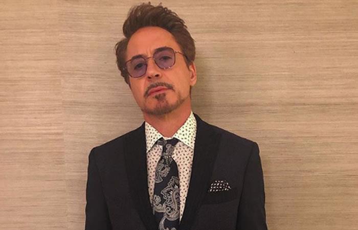 El actor que protagoniza a Iron Man tiene nuevos proyectos. Foto: Instagram @robertdowneyjr