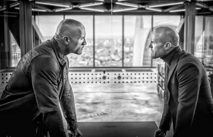 Nueva secuela de 'Rápido y furioso'. Foto: Instagram @therock