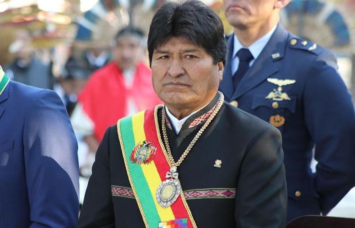 Morales lidera intención votos Bolivia