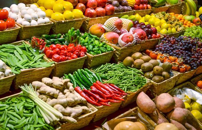 El cambio climático ha afectado verduras, hortalizas, flores y hasta carnes. Foto: Shutterstock