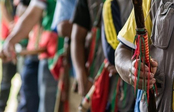 Consejo Regional Indígena del Cauca – CRIC. Foto Twitter: @CRIC_Cauca