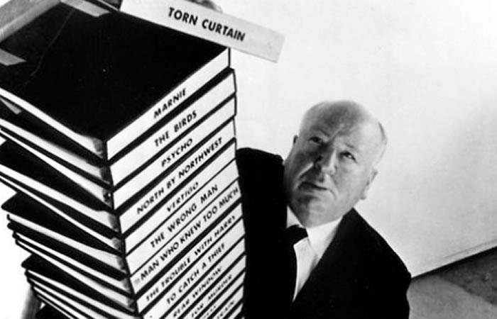 Alfred Hitchcock. Foto: Instagram