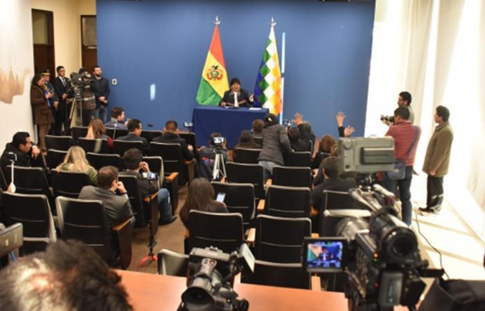 Morales: La intención es continuar con el modelo económico que ha dignificado a Bolivia