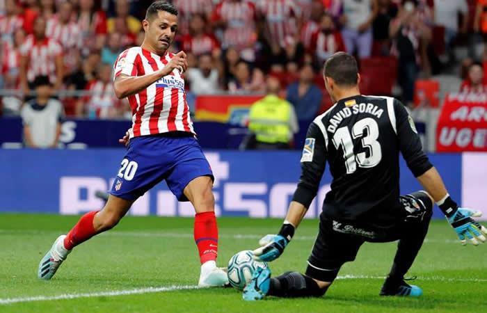 Atlético Madrid debuta con triunfo en Liga - EFE