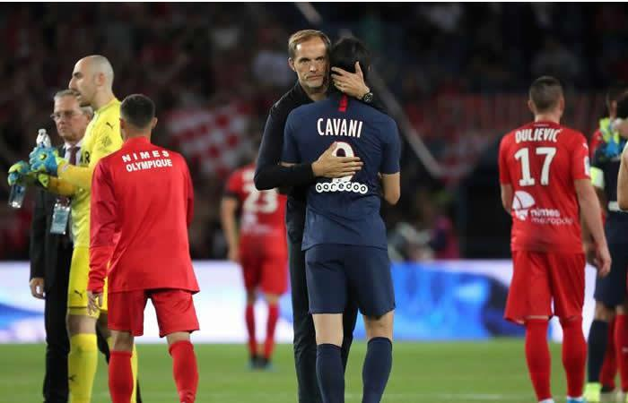 Paris Saint German - Ligue One. Foto: EFE