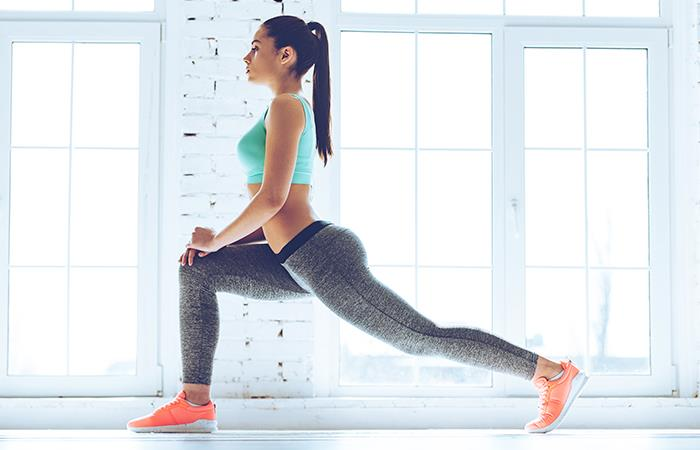 Tener tu cuerpo tonificado ahora es posible desde casa. Foto: Shutterstock