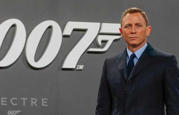 James Bond estrenará nueva película. Foto: Twitter.