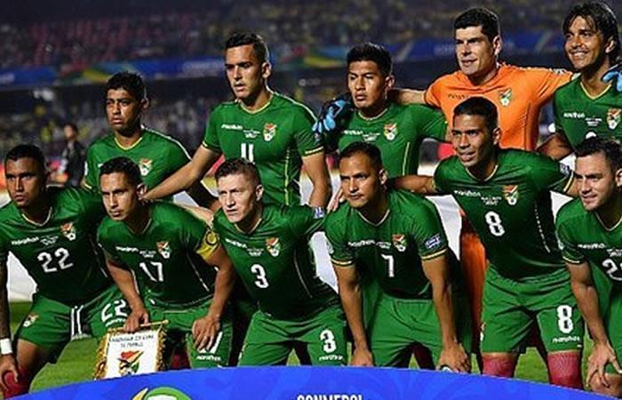 Selección boliviana jugará amistoso en septiembre. Foto: Twitter @ECUAGOL