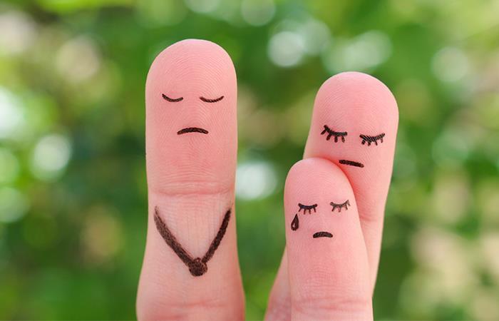 La vida sigue después del divorcio. Foto: Shutterstock