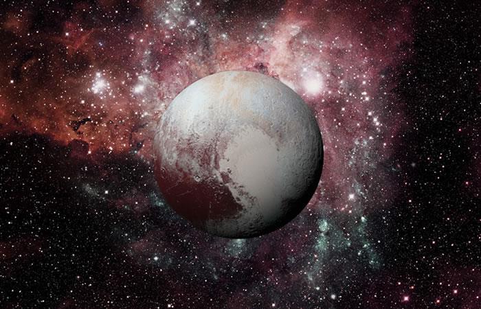 Plutón es nuevamente considera un planeta del sistema solar. Foto: Shutterstock.