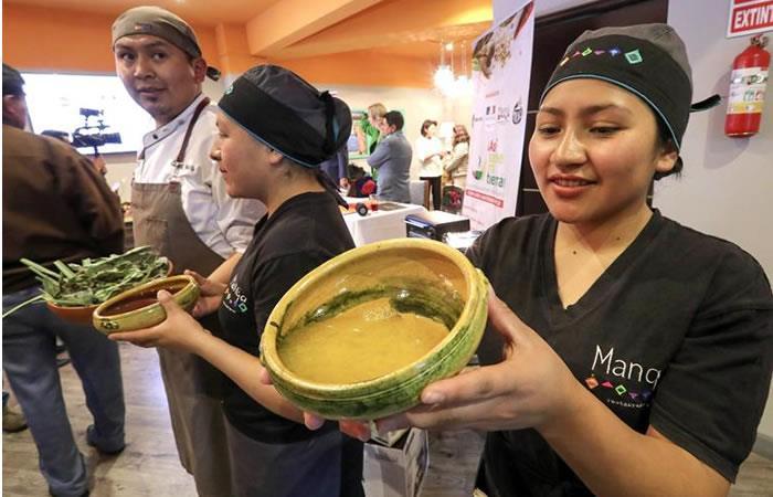 El concurso juvenil tendrá intención de resaltar los sabores que han sido relegado en el país. Foto: EFE.