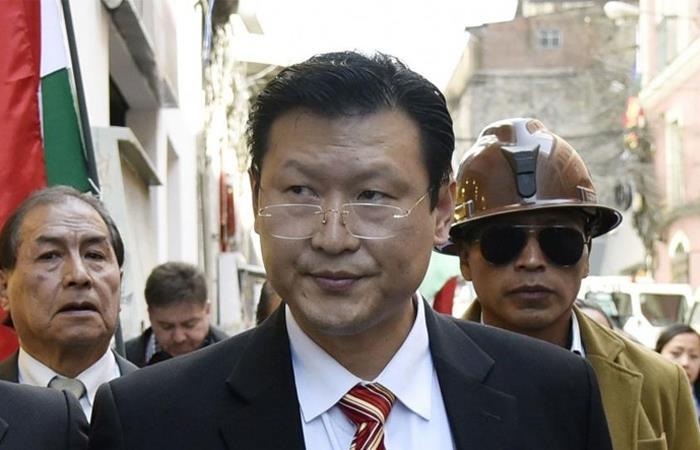 Chi Hyun Chung, candidato a la presidencia Bolivia. Foto: AFP.