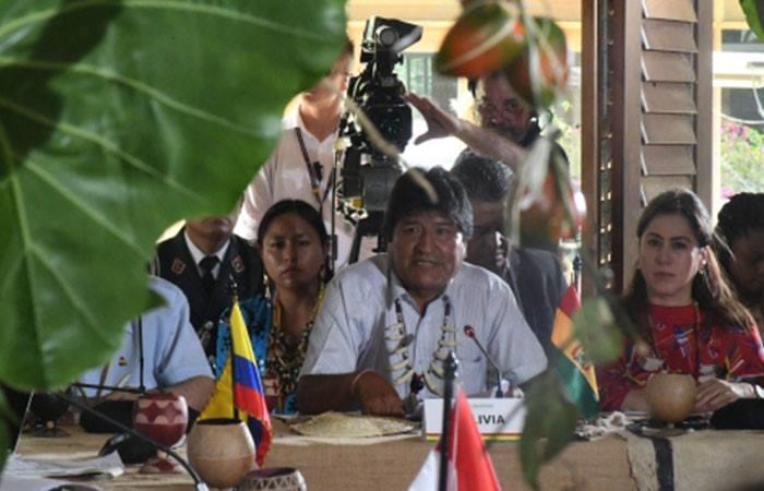 Crece la preocupación por la Amazonia. Foto: ABI