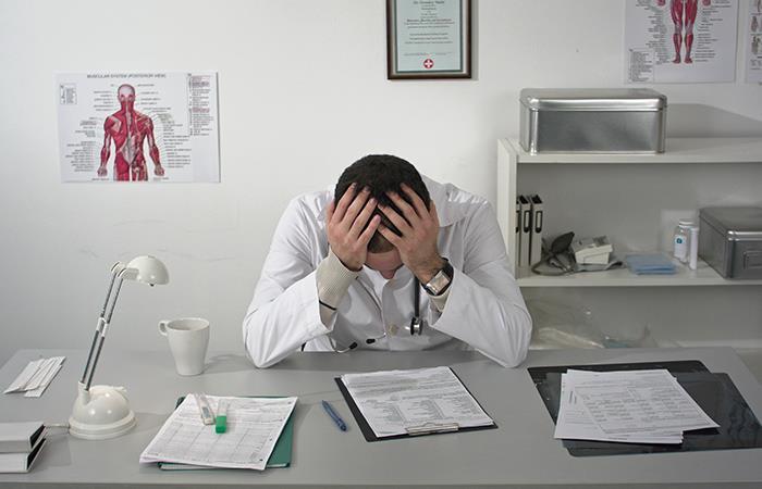 Errores hasta en la prescripción médica. Foto: Shutterstock