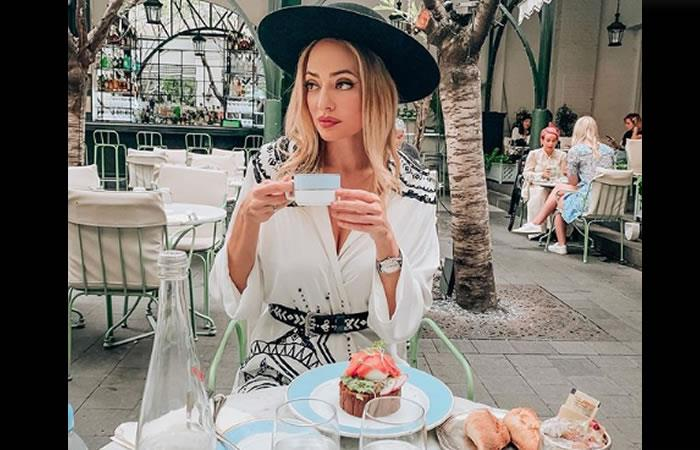 Ana Lucía es la principal referencia de moda. Foto: Instagram oficial @thebigbrowneyes