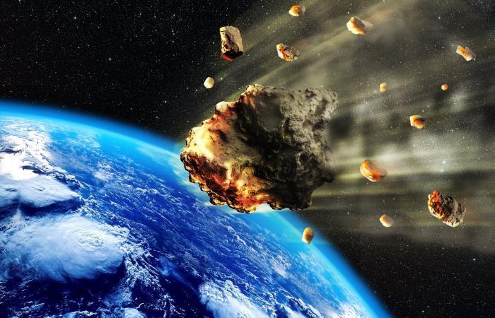 Estos datos serían la cancelación de que pudiera impactar contra la Tierra este asteroide. Foto: Shutterstock.