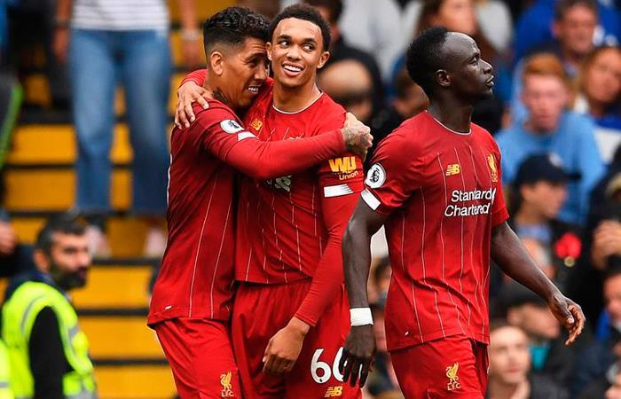 Liverpool es el actual campeón de la Champions League. Foto: EFE