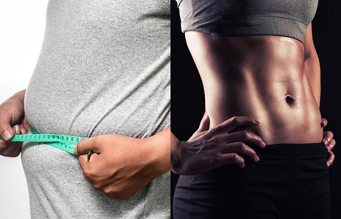 Gánale la batalla a la grasa abdominal. Foto: Shutterstock
