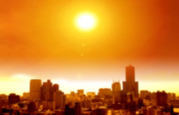 Podría convertirse en los años con mayor temperatura media jamás registrada. Foto: ShutterStock.